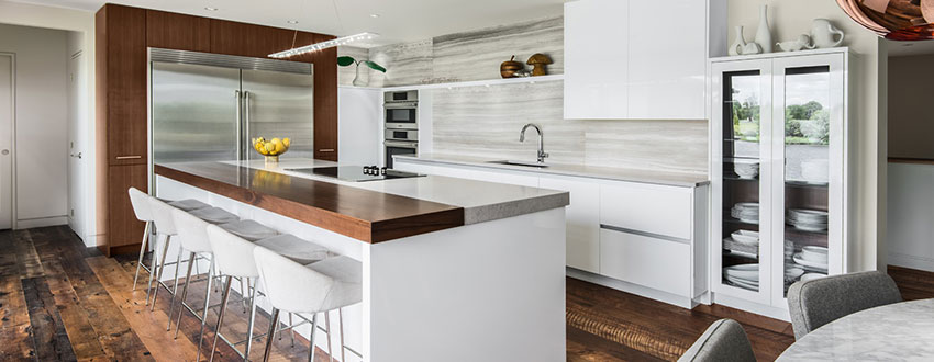 Ottawa Contemporary Kitchen Design and Installations