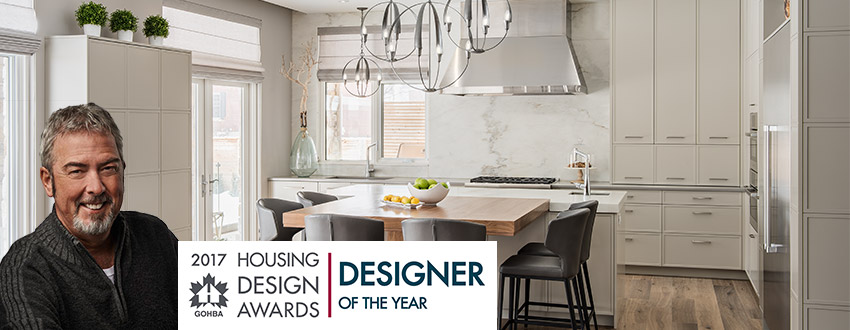 GOHBA Designer of the Year